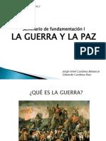 Presentación - La Guerra y la Paz _ 97