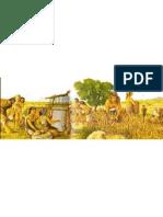 El excedente agrícola y el surgimiento de las primeras civilizaciones