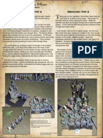 Warhammer Battle Report