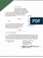 Nysut Lawsuit