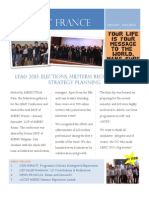 AIESEC France January Newsletter