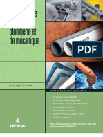 Catalogue de produits de plomberie et de mécanique
