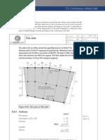 Good Flat Slab Example Acc to EC2 (the Concrete Centre)