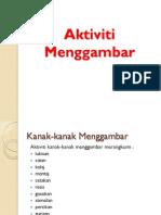 Aktiviti Mengambar