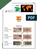 Catálogo billetes España desde 1936