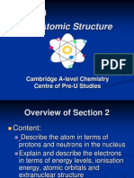 Section 2 Atomic Structure_edited
