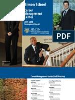SimonEmploymentReport2009-2010