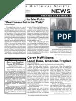 EPHS News - Spring 2007