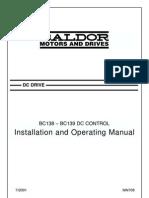 BC138-139 User Manual