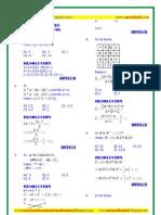 Operadores Matematicos Ejercicios Resueltos