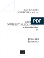 22112566 Elementary Differential Equations Solutions