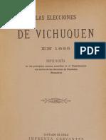Las Elecciones de Vichuquen