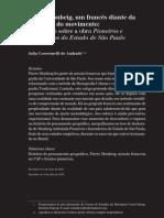 Revista Pierre Monbeig Pioneiros