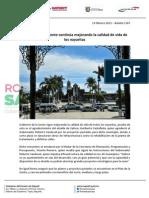 19-02-13 Boletin 1367 Gobierno de la Gente continúa mejorando la calidad de vida de los nayaritas