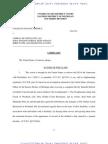 Golden Corral court document published