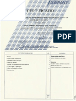 Certificado Instrutor Frente-Verso