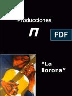 La Llorona, Leyenda