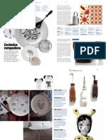 Limoceramics y otras cerámicas rompedoras (en La Vanguardia)