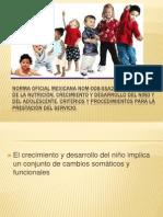 NORMA Oficial Mexicana NOM 008 SSA2 1993