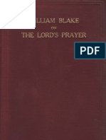 CLARKE, J.H.-William Blake on the Lords Prayer 1927