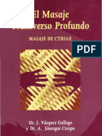 El Masaje transverso profundo - Dr. Vázquez y Dr. Jáuregui - Alejandro E.