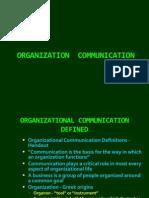 Org COM CSA 2