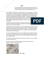 Diagrama Hierro - Carbono y Propiedades