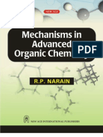 Mechanism in Advance Organic Chemistry