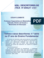 Descritores de Matematica (1)