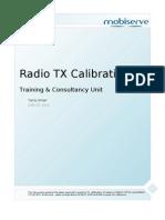 TX1 Calibration Steps
