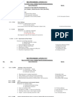 Apicon 2013 Schedule