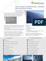 Nanosolar Brochure