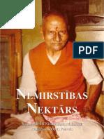 Nisargadatta Maharadž - Nemirstības Nektārs
