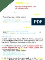 Verbs and Tenses (Para fotocópias)