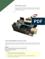 Programare arduino rfid