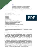 A ATITUDE CIENTÍFICA_Texto