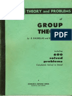 120486729 Shaum Group Theory