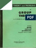120486729 Shaum Group Theory