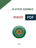 Constantin George Poesii