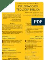 Diplomado Teologia Biblica Oficial México DF.pdf