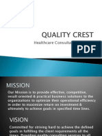 Quality Crest Healthcare Consultants