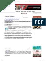 DossierPolitico.com Prepara Congreso de la Unión otro exhorto contra GPE