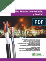 Cables de Control e Instrumentacion