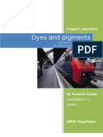 Dyes and Pigment (Indigo in the World and Indonesia) Biochemistry