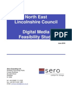 Digital Media Feasibility Study