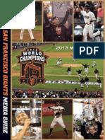 2013 SF Media Guide