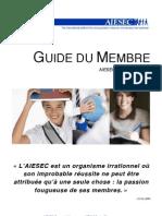 03. Guide Du Membre France 0809