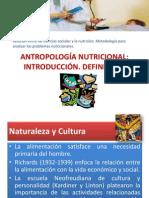 ANTROPOLOGIA NUTRICIONAL