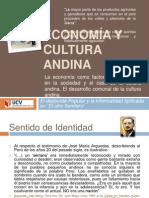 Economia y Cultura Andina