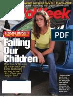 Autoweek 2006 Teen Driving